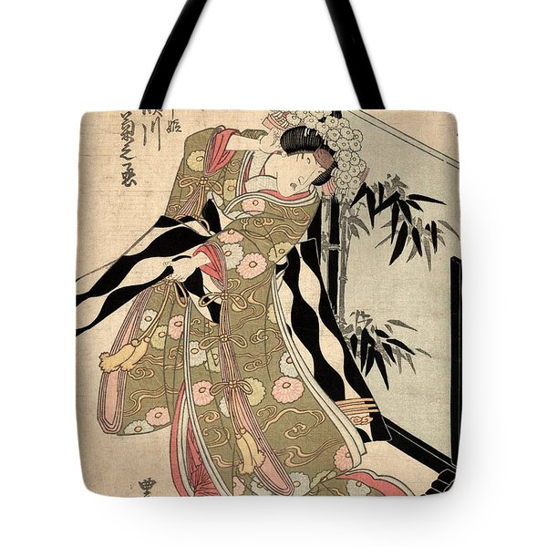 Japan: Tale Of Genji Tote Bag by Granger
