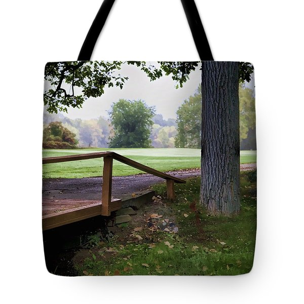 4 Tote Bag by John Crothers