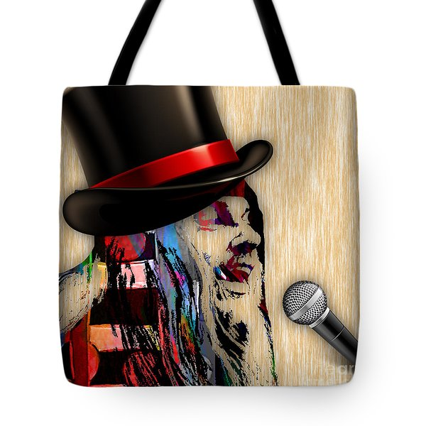 Leon Russell Collection Tote Bag