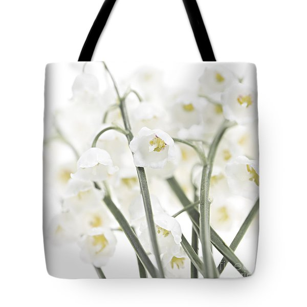 Lily-of-the-valley Flowers  Tote Bag