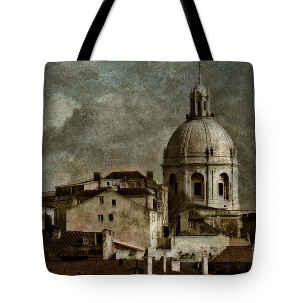 Lisbon Tote Bag by Dariusz Gudowicz