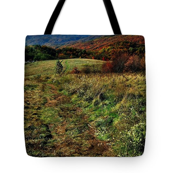 Max Patch Tote Bag