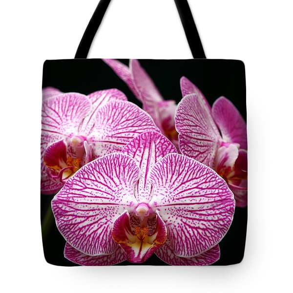 Moth Orchid Tote Bag
