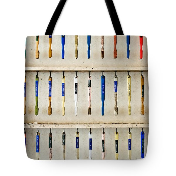 4 Out Of 5 Dentists Recommend Brushing Tote Bag