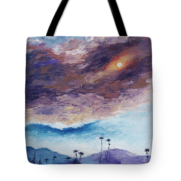 Palm Springs Summer Tote Bag
