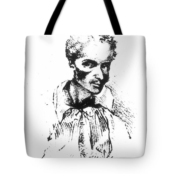 Rene Laennec (1781-1826) Tote Bag by Granger
