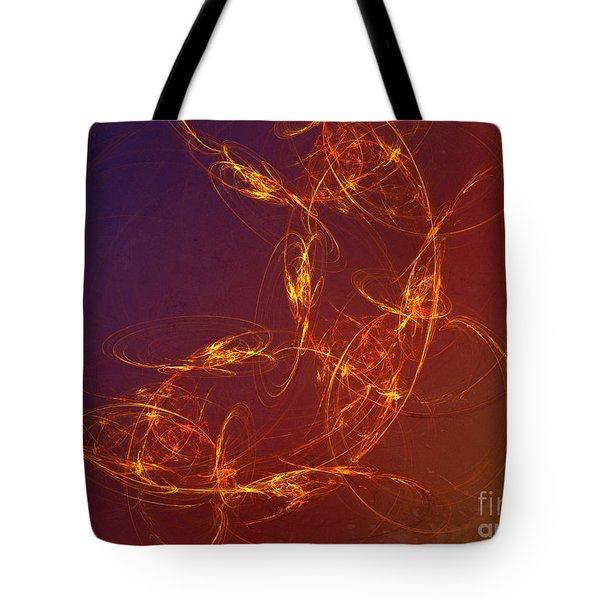 4 Rich Tote Bag