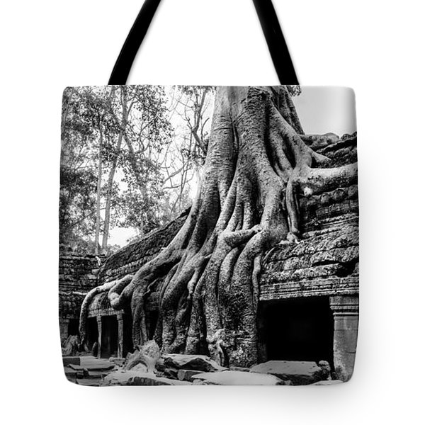 Ta Prohm Ruin Tote Bag
