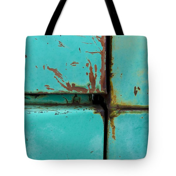 4 Square Tote Bag by Fran Riley