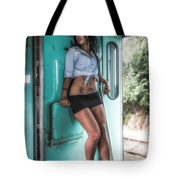 Take A Litte Trip Tote Bag
