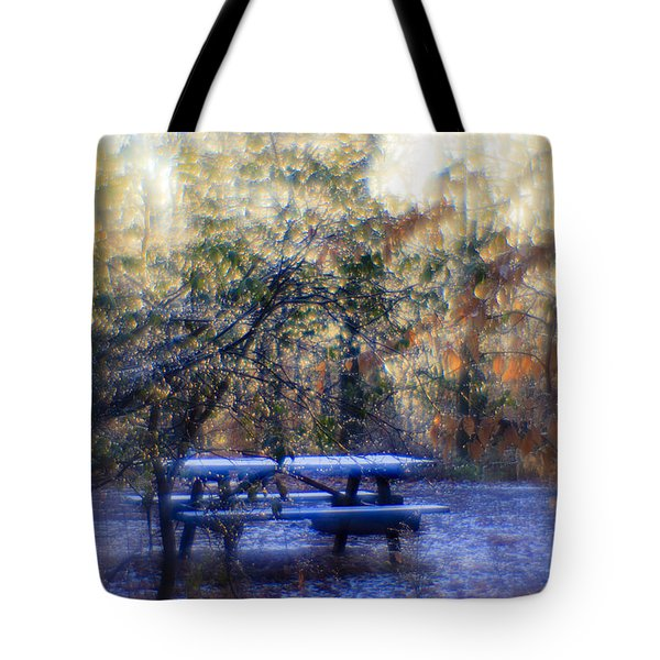 The Magic Forest Tote Bag