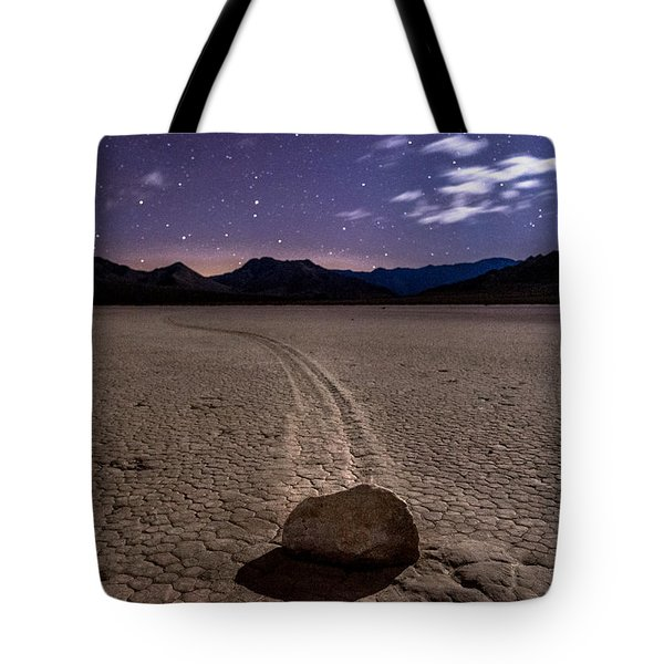 The Racetrack Tote Bag by Cat Connor