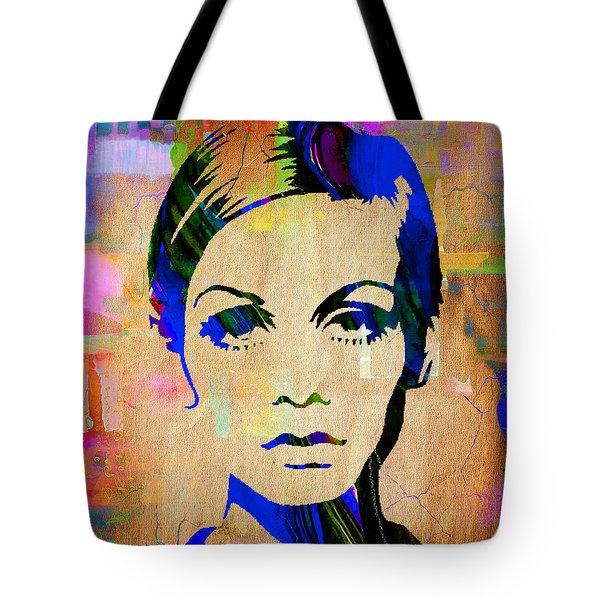 Twiggy Tote Bags   Fine Art America