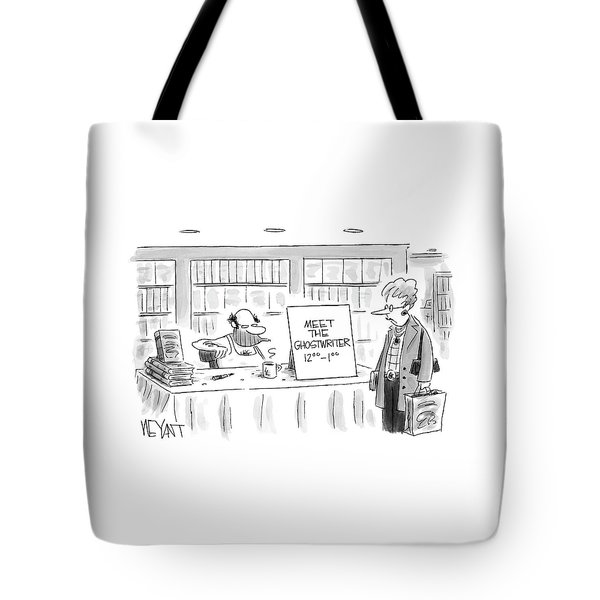 New Yorker February 14th, 2005 Tote Bag