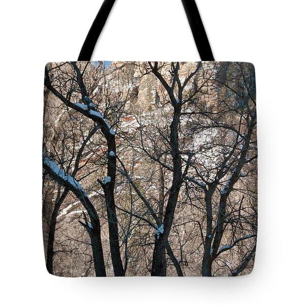 West Fork Tote Bag
