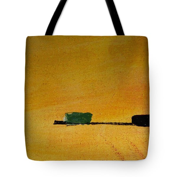 Without Name Tote Bag
