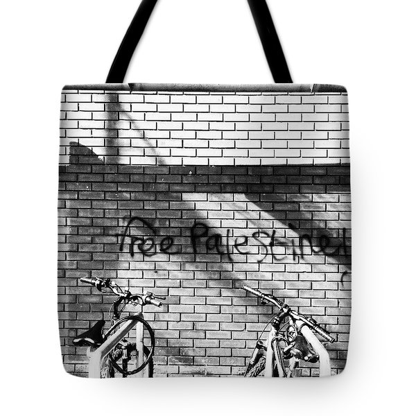 Free The People Tote Bag by Jason Michael Roust