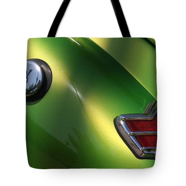 40 Ford - Tank N Tail Light-8527 Tote Bag by Gary Gingrich Galleries