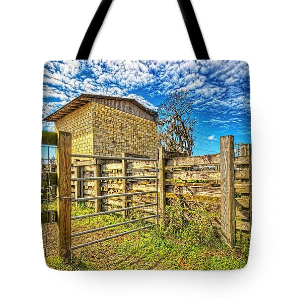 Tote Bag featuring the photograph 4011-21-204 by Lewis Mann