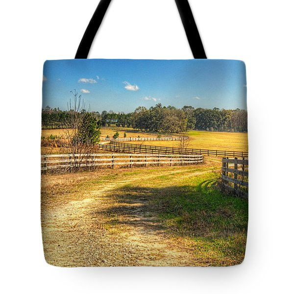 Tote Bag featuring the photograph 4037-47-204 by Lewis Mann