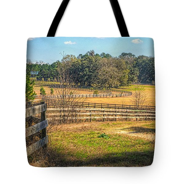 Tote Bag featuring the photograph 4070-80-204 by Lewis Mann