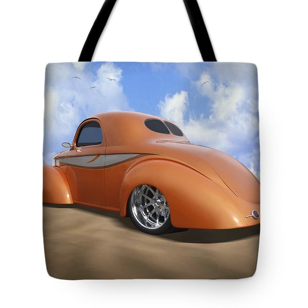41 Willys Tote Bag by Mike McGlothlen