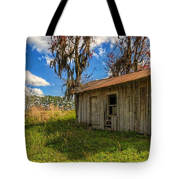 Tote Bag featuring the photograph 4180-90-204 by Lewis Mann