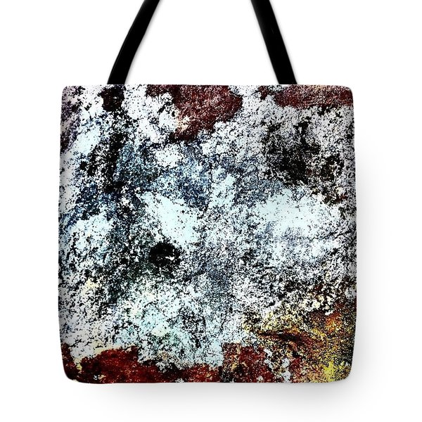 Textured 4 Tote Bag by Jason Michael Roust