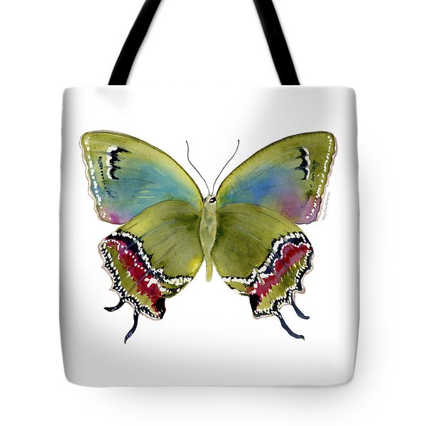 46 Evenus Teresina Butterfly Tote Bag