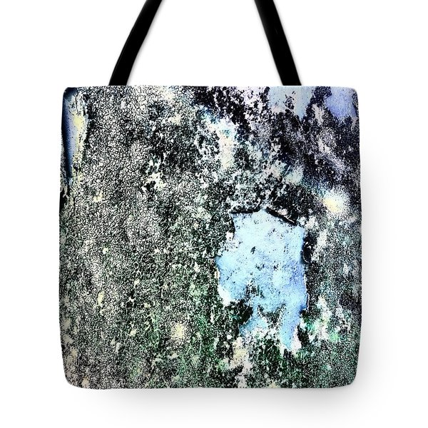 Textured 5 Tote Bag