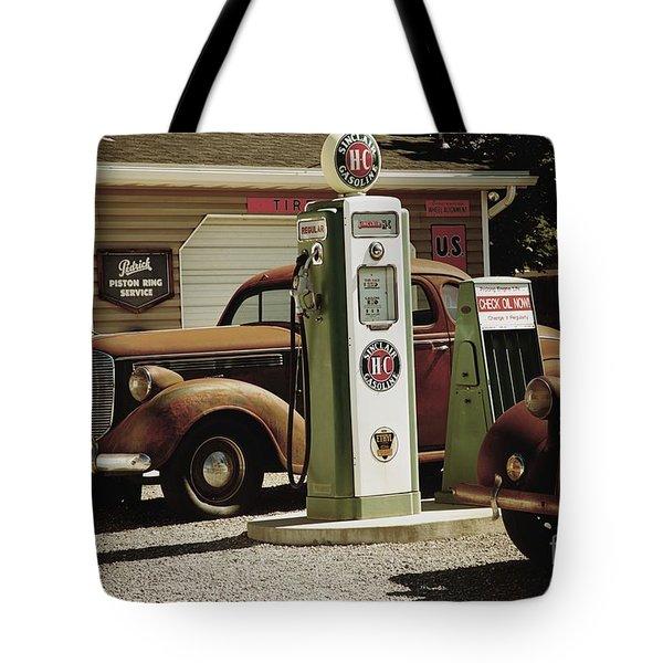 47 Packard Tote Bag