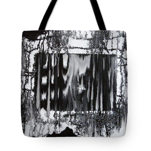 Magic Rectangle Tote Bag
