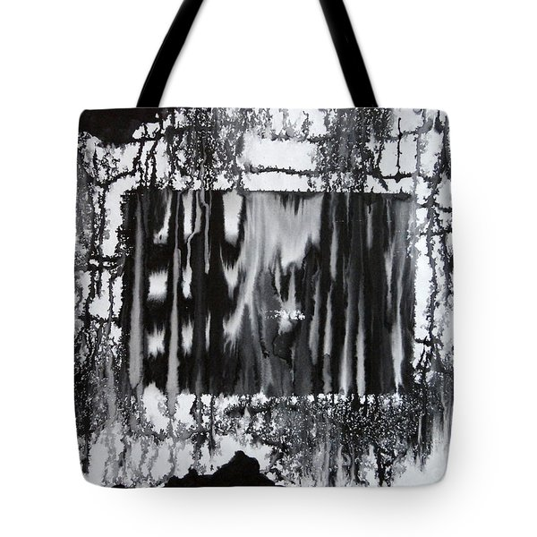 Magic Rectangle Tote Bag