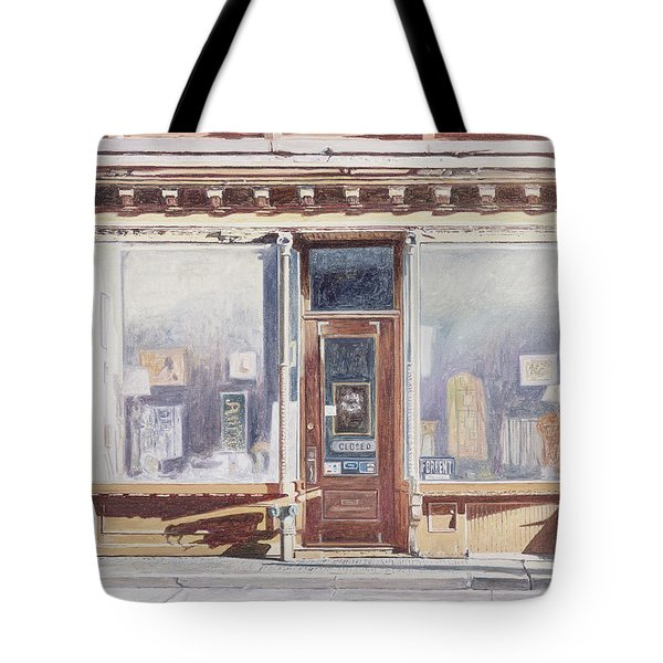 471 West Broadway Soho New York City Tote Bag by Anthony Butera
