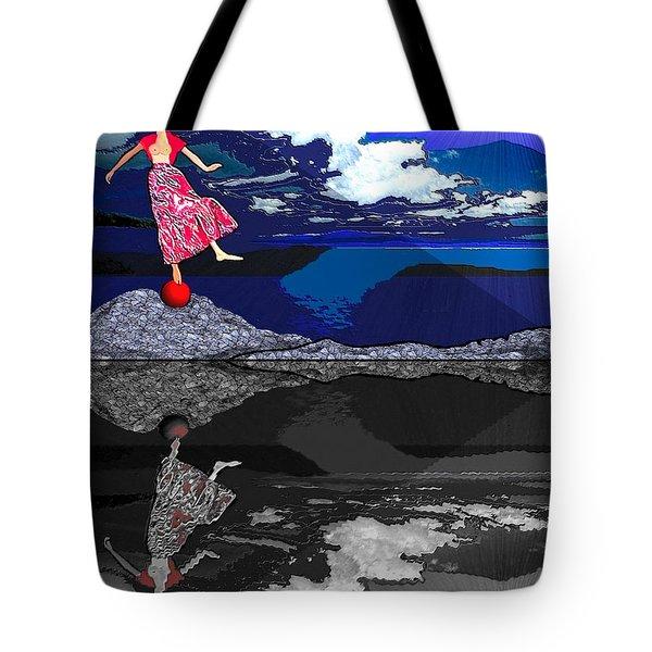 483 -    Dance Of Life Tote Bag