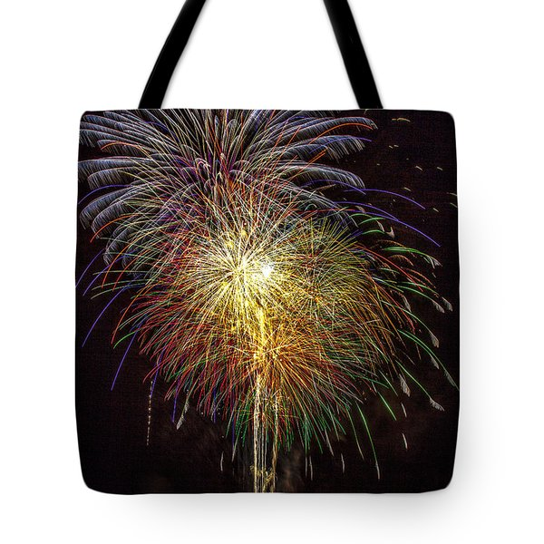 4th July #15 Tote Bag by Diana Powell