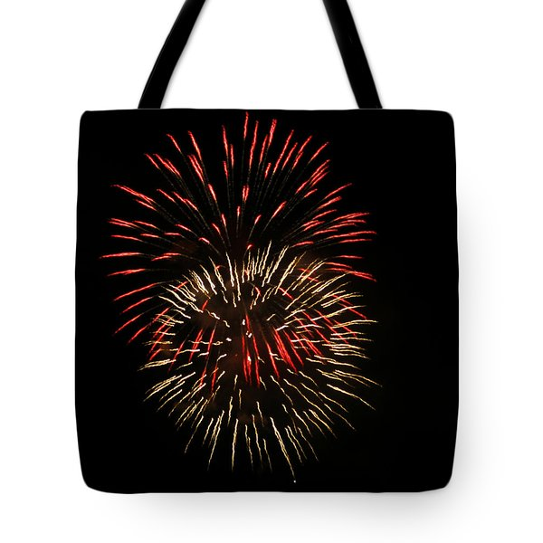 4th Of July 6 Tote Bag by Marilyn Hunt