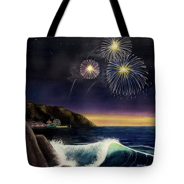4th On The Shore Tote Bag
