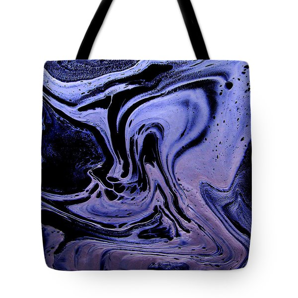 Abstract 23 Tote Bag by J D Owen
