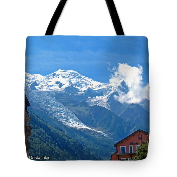 Chamonix Tote Bag