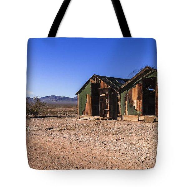 Death Valley Tote Bag
