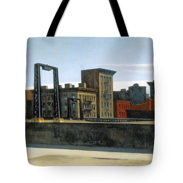 Manhattan Bridge Loop Tote Bag