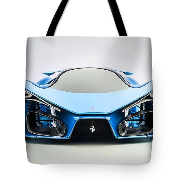 Ferrari F80 Tote Bag