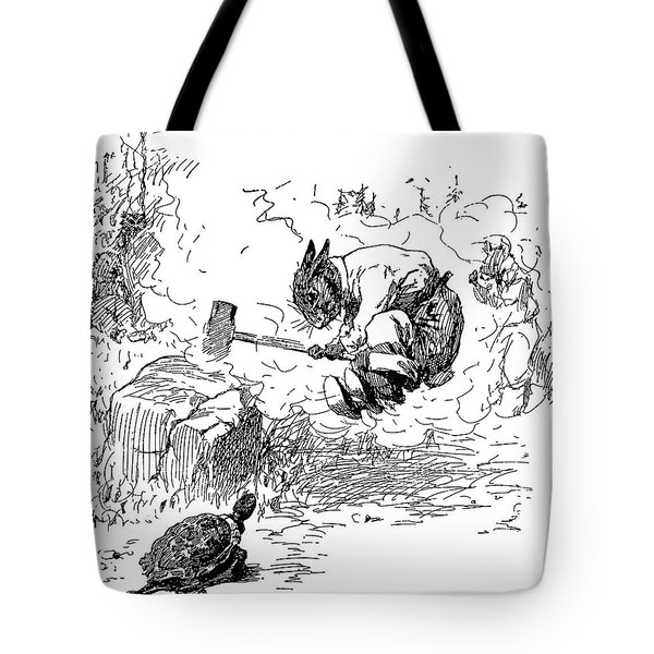 Harris Uncle Remus, 1895 Tote Bag