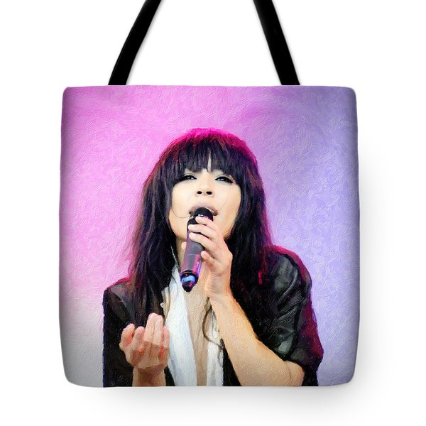 Loreen Tote Bag