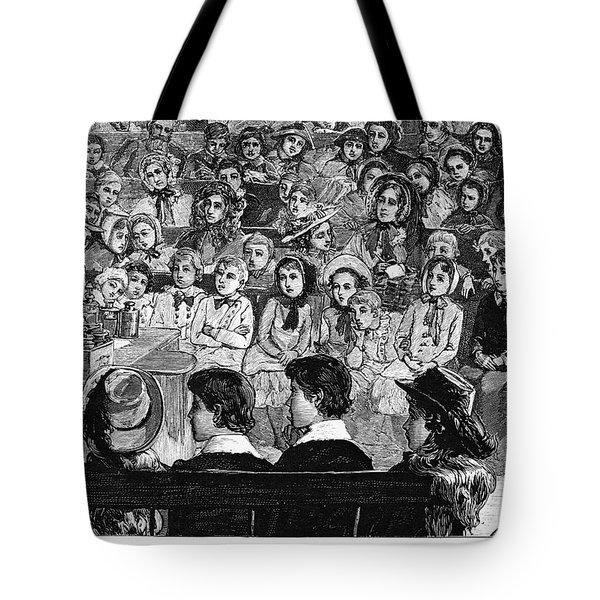 Michael Faraday (1791-1867) Tote Bag