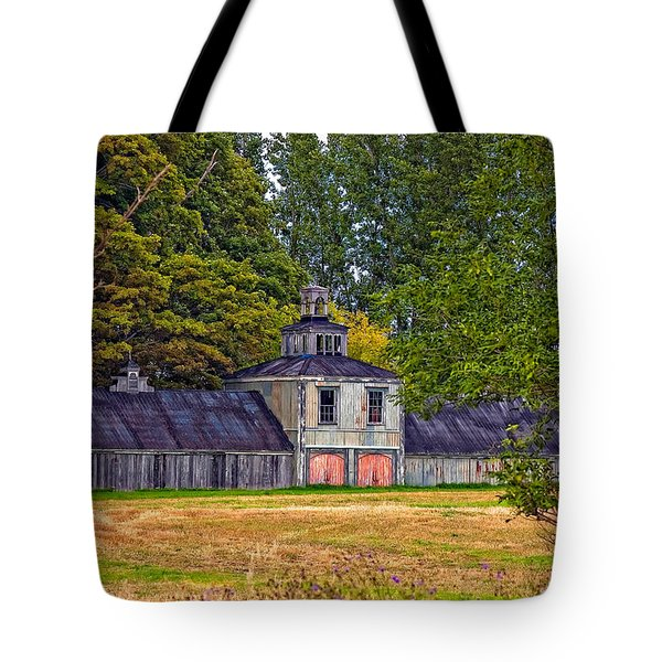5 Star Barn Tote Bag by Steve Harrington