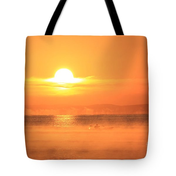 One Beautiful Morning... Tote Bag