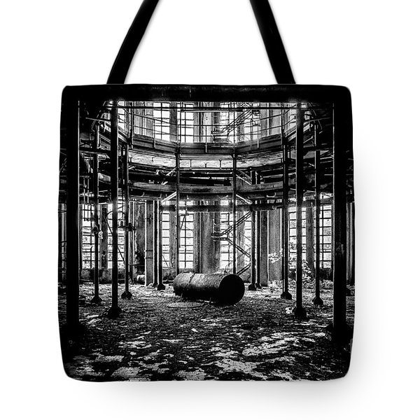 This Is The Way Step Inside Tote Bag by Traven Milovich