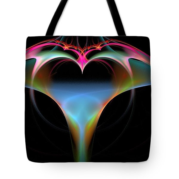 What Do You See Tote Bag by Bruce Nutting